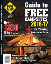 2018-2019 Edition Guide to Campsites Australia Camping RV Book Acc146