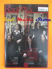 rivista ROCKERILLA MAR/2007 Afterhours Bloc Party Kaiser Chiefs Battiato * No cd