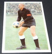G. SAWITZKI VFB STUTTGART FUSSBALL 1966 1967 FOOTBALL CARD BUNDESLIGA PANINI