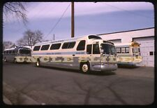Original Bus Slide GMC S-101 1978 Kodak Kodachrome Transportation