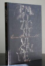 EROS RAMAZZOTTI  / chanteur et musicien italien EO rare livre / Emozioni Visive