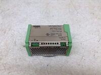 Phoenix Contact 2939056 24 VDC 2.5 Amp Power Supply QUINT-PS-120AC/24DC/2,5