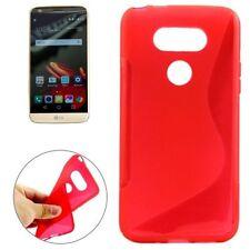 Étuis, housses et coques avec clip rouge pour téléphone mobile et assistant personnel (PDA) LG