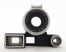 Leica Leitz Canada Summicron 35mm F2 with Goggles