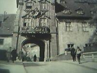 ephemera picture - old undated bamberg