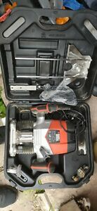 Black & Decker KW900E Router in Case - Used Once