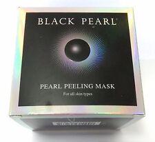 50 ml 1.7 Oz BLACK PEARL PEELING MASK WITH DEAD SEA MINERALS SEA OF SPA
