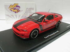 """Prix imbattable 08832 # schuco pro. r Ford Mustang 302 """"rouge-noir"""" 1:43 prix imbattable"""
