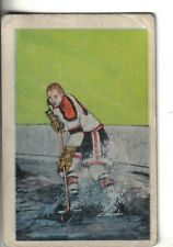 1952-53 Parkhurst Hockey Card #36 George Gee Chicago Black Hawks VG