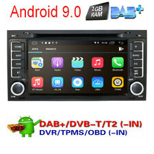"""For VW Touareg 2004-2011 2 Din 7"""" Android 10.0 In Dash GPS Navi Radio DVD Player"""