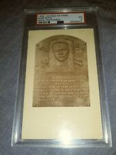 ULTRA RARE! BABE RUTH 1939 HOF. SEPIA POSTCARD  1Of 2 By PSA VG3