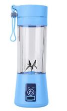 Portable Juicer Blender, USB, Household Fruit Mixer - Six Blades in 3D, 380ml