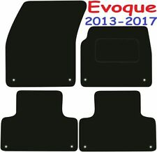 Land Rover Range Rover Evoque DELUXE QUALITY Tailored mats 2011 2012 2013