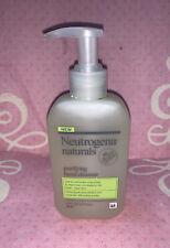 Neutrogena Naturals Purifying Facial Cleanser 6 oz NEW