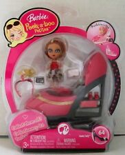 Barbie Peek-a-boo Petites Fashionistas Shoe Collection - 64 Sandal Sally Doll ..