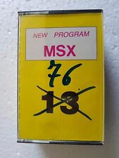 Msx NEW Program msx n.13