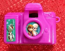 Disney Frozen Picture Clicking Mini Camera Keychain Shows 8 Different Pics