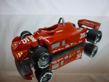 F.D.S. KIT (built) ALFA ROMEO 178 1979 - GIACOMELLI F1 RED 1:43 - NICE CONDITION