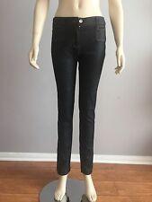 Dolce and Gabbana Skinny Dark Blue/Black Jeans