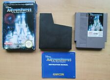 Nintendo - NES - Adventures in The Magic Kingdom  - BOXED - MANUAL INCLUDED