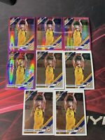 2019-20 Donruss Optic Pink Hyper Domantas Sabonis And Base Card Pacers Lot of 8