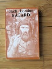 Batard by Jack London (1987, Paperback) Limited Edition