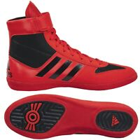 Adidas | F99971 | Combat Speed 5 | Red Black Wrestling Shoes | Brand New!