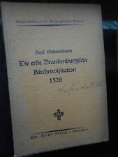 Antiquarische Bücher über Brandenburg mit Orts- & Landeskunde-Genre