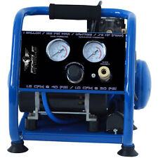 Eagle Silent Series .75-HP 1-Gallon Hot Dog Air Compressor