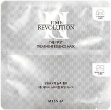 MISSHA Time Revolution The First Treatment Essence Mask T-Zone Mask 15ml, V-Zone