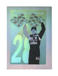 1993 Finish Line #NNO Davey Allison HOLOGRAM SUPER SCARCE! BV$40! #3514/5000!