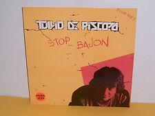 """MAXI SINGLE 12"""" - TULLIO DE PISCOPO - STOP BAJON"""