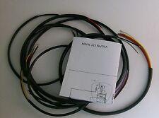 IMPIANTO ELETTRICO ELECTRICAL WIRING MOTO MIVAL NA/GSA 125 CON SCHEMA ELETTRICO