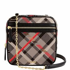 Vera Bradley Elena Crossbody Bag in Sofia Plaid