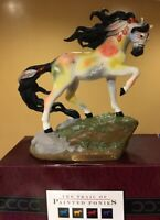 Trail of Painted Ponies Native Paint Horse 1E / 799 1st Edition 2019 TTOPP NIB