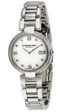 Raymond Weil Shine Stainless Steel Mother-of-Pearl Women's Watch 1600-STS-00995