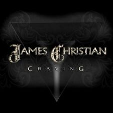 JAMES CHRISTIAN - CRAVING - CD SIGILLATO 2018 - HOUSE OF LORDS