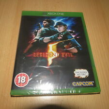 Resident Evil 5 Xbox One Game - New and Sealed