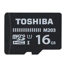 Toshiba 16GB M203 Class 10 MicroSD