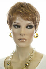 Star FS27 Blonde Short Jon Renau Pixie Straight Wigs