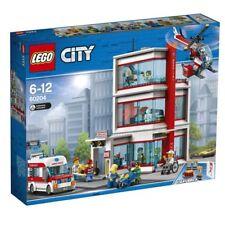 LEGO 60204 City Krankenhaus NEU OVP BLITZVERSAND!