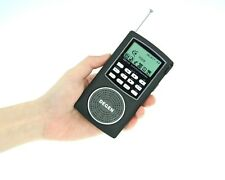 DEGEN DE1126 4GB DSP RADIO + MP3 + DIGITAL RECORDER << NO BATTERY >>