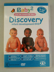 DVD Baby 2: Discovery - Infant Development - 0-24 Months