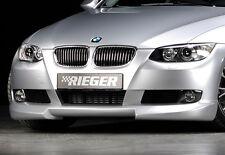 Rieger Frontspoilerlippe für BMW 3er E92/ E93 Coupe/ Cabrio bis Facelift
