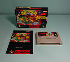 Battletoads in Battlemaniacs (neuf dans sa boîte & notice) Super Nintendo SNES