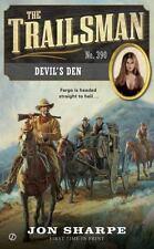 The Trailsman #390: Devil's Den-ExLibrary