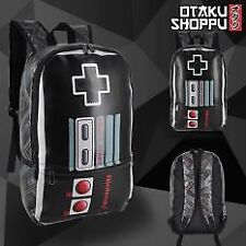 Nintendo Anime Unisex Everyday Backpack (Black)