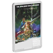 Niue 2 Dollar 2020 - Star Wars™ - Das Imperium schlägt zurück™ - 1 Oz Silber PP
