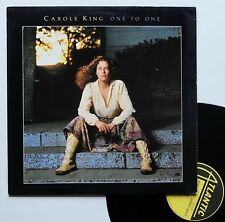 """LP Carole King  """"One to one"""" - (TB/EX)"""