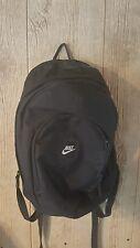Nike Max Air Cordura backpack black color